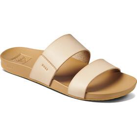 Reef Cushion Vista Sandals Women, beige/marrón